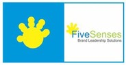 Five Senses Logo Rectangle